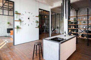 ¿Cómo conseguir espacios diáfanos en tu hogar?